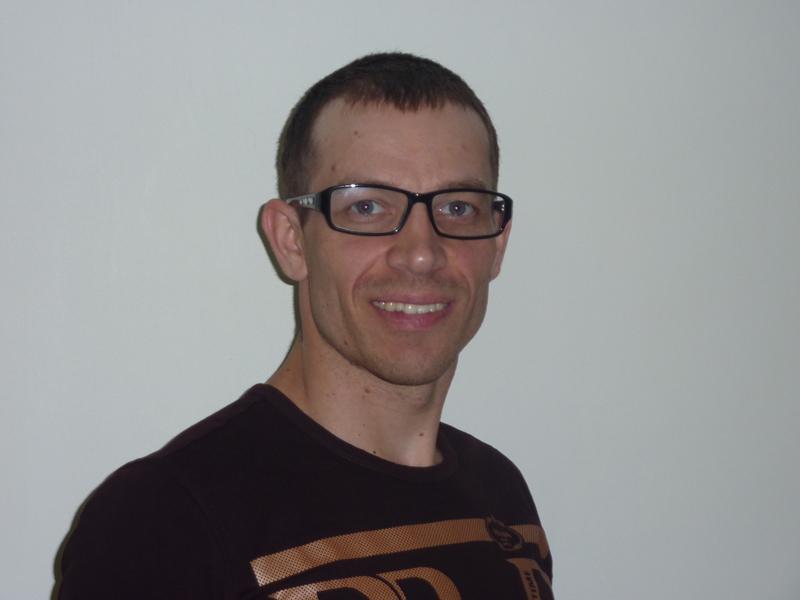 Преподаватель силовых направлений Андрей Серегин